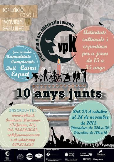 Vente Pa'Ka celebra el 10è aniversari