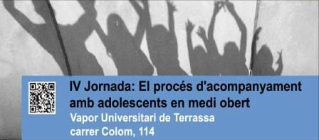 La plataforma de bones pràctiques a les Jornades d'Acompanyament amb adolescents en medi obert