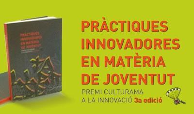 Tercer llibre sobre pràctiques innovadores en matèria de joventut